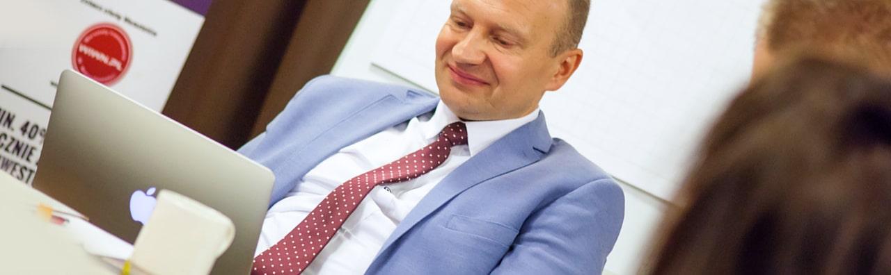 Wojciech Orzechowski - inwestor