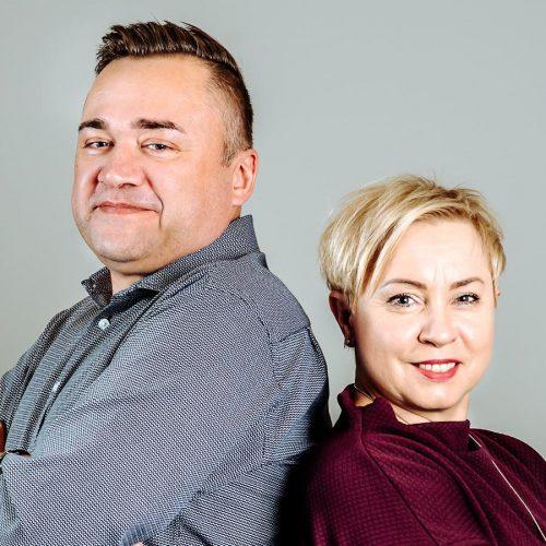 Jolanta i Tomasz Sienkiewiczowie