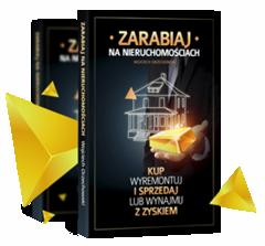 Książka Zarabiaj na nieruchomościach - Wojciech Orzechowski